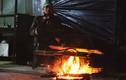 Xót xa người vô gia cư, lao động nghèo giữa đêm đông Hà Nội