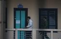 Hình ảnh cảnh sát dẫn giải Trịnh Xuân Thanh và đồng phạm đến tòa