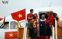 Yêu cầu thanh tra vụ mặc bikini trên máy bay Vietjet đón U23 Việt Nam