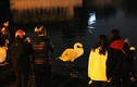 Giữa đêm lạnh, người dân vẫn kéo nhau ra hồ Thiền Quang ngắm thiên nga