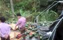Lật ô tô chở dưa hấu ở Tuyên Quang, một người chết thảm
