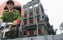 Tiếp tục phá dỡ phần sai phạm biệt thự gia đình ông Nguyễn Thanh Hóa