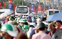 Choáng cảnh ùn tắc khủng khiếp bến xe, sân bay Hà Nội, TPHCM