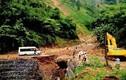 Yên Bái: Mưa lớn sạt lở kinh hoàng, chia cắt tỉnh lộ 174