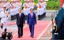 Chủ tịch nước chủ trì lễ đón và hội đàm với Tổng thống Indonesia