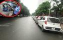 """Hà Nội: Lộ diện """"ông chủ"""" chiếm lòng đường trông giữ xe trái phép"""
