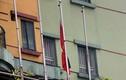 Hà Nội: Nhiều nơi treo cờ rủ thực hiện nghi thức Quốc tang