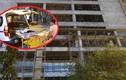 Cận cảnh dự án Công ty Sao Mai rơi thanh sắt làm chết người