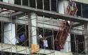 Thanh sắt dự án Công ty Sao Mai rơi: Nhà thầu xin chịu mọi trách nhiệm