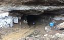Cận cảnh khu mỏ vàng khai thác trái phép có 2 người mắc kẹt
