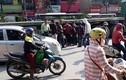 Xe tải cán tử vong nam thanh niên đi xe máy