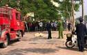 Xe chữa cháy công an quận Tây Hồ va chạm xe máy, 1 người chết