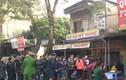 """1 người phụ nữ chết trong """"shop"""" quần áo tại Hà Nội"""
