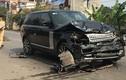 Xe Range Rover đâm chết một hiệu trưởng rồi bỏ chạy