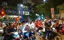 Mừng Việt Nam thắng Philippines quá khích, 3 xe máy bị cảnh sát tạm giữ