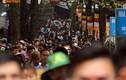 Ảnh: Biển người nô nức dự lễ khai hội chùa Hương 2019