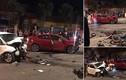 Hai ô tô đâm nhau kinh hoàng, 4 người thương vong ở Vĩnh Phúc