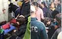 Điều tra nghi án nổ súng, cướp tiền ở chợ Long Biên, Hà Nội