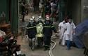 Hiện trường vụ cháy làm 8 người chết và mất tích ở Hà Nội