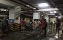 Cháy dưới hầm chung cư Hapulico, cư dân hốt hoảng