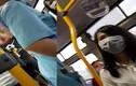 Thêm một kẻ biến thái thủ dâm trên xe buýt bị bắt