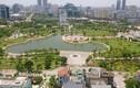 Xén đất công viên Cầu Giấy xây bãi đỗ xe: Hà Nội ra quyết định nóng