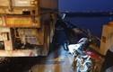 Container húc bay người đi xe máy xuống cầu Thanh Trì: Hé lộ danh tính nạn nhân
