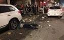 Nữ lao công bị ôtô đâm tử vong khi đang quét rác ngoài đường