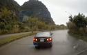 Video:  ô tô đi lùi né chốt kiểm tra nồng độ cồn