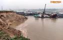 """Đất canh tác sạt lở vì doanh nghiệp """"tận hủy"""" tài nguyên cát trên sông Lô"""