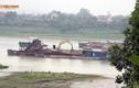 """Cty CP Thái Sơn E&C """"tận hủy"""" tài nguyên cát trên sông Lô: Có thể tước ngay giấy phép?"""