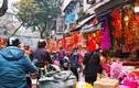 """""""Thủ phủ"""" bán đồ trang trí ở Hà Nội tấp nập chuẩn bị Tết"""