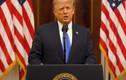 Ông Trump gửi lời chia tay dân Mỹ, chúc người kế nhiệm may mắn
