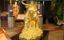 Hà Nội: Độc đáo trâu vàng nguyên khối nặng 20kg đón ngày vía Thần Tài