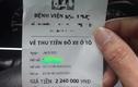 Dân mạng sốc với hóa đơn gửi ôtô hơn 2 triệu trong bệnh viện ở Hà Nội