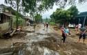 Ảnh: Cảnh tan hoang nơi lũ ống quét qua cuốn trôi 3 người ở Lào Cai