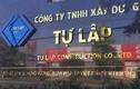 Hồ sơ Cty Tự Lập vừa trúng hai dự án hơn 2.000 tỷ đồng ở Phú Thọ