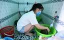Cảnh đời xa nhà, vất vả của những công nhân bị kẹt lại Bắc Ninh