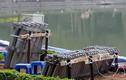 Trận địa pháo hoa khủng ở Hồ Gươm trước giao thừa