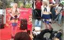 Nữ cosplayer người Nhật xin lỗi vì diễn khêu gợi tại TP.HCM