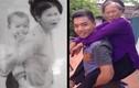 Cảm động bức ảnh bà cháu sau 25 năm