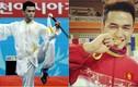 Hotboy Wushu kiêm ca sĩ giành huy chương tại ASIAD
