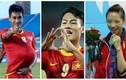 Muôn kiểu ăn mừng đáng yêu của VĐV, cầu thủ Việt