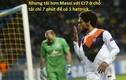 """Tổng hợp Champions League: Luiz Adriano """"phởn"""" vì ăn đứt Messi, CR7"""