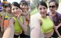 Thân hình gợi cảm của cô giáo dạy Aerobic quê Bắc Giang
