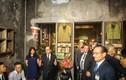 Cận cảnh Cafe Cộng được Tổng thống Pháp ghé thăm