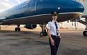 Nữ cơ trưởng Việt thẳng thắn đáp trả tin đồn về bản thân