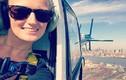 Ảnh du lịch của nữ phi công xinh đẹp gây sốt mạng
