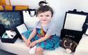 Mới 3 tuổi, thiên thần nhí đã sở hữu tủ đồ toàn hàng hiệu