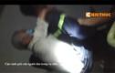 Clip cận cảnh giải cứu nạn nhân vụ cháy kinh hoàng tại Xa La